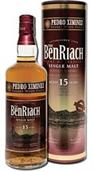 Benriach Scotch Single Malt 15 Year Pedro...